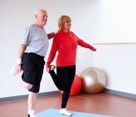 Упражнения при гонартрозе коленного сустава