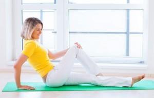 лечебная гимнастика при гонартрозе коленного сустава видео