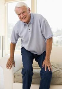 Коксартроз и коленний сустав: связь, симптоми и лечение