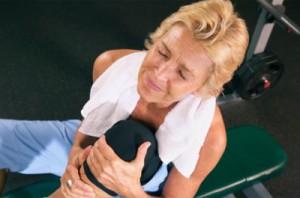 Боль в коленном суставе при разрыве мениска