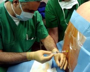 Артроскопия коленного сустава: какой наркоз лучше?