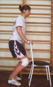 Упражнения для разработки коленного сустава после травм