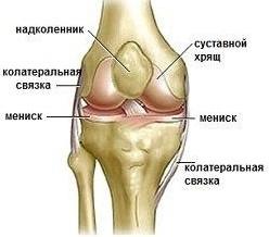 Деф артроз коленных суставов