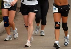 Наколенники для бега: зачем нужни и как вибрать