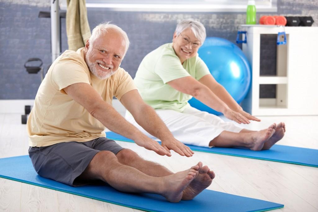 упражнения при заболеваниях тазобедренного сустава видео