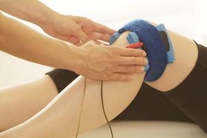 Физиотерапия при артрозе колена