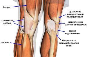 Ночные боли в области коленного сустава 133